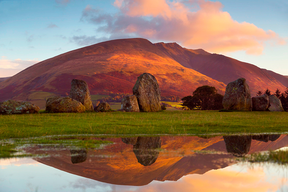 foto Castle rigg stone circle - Jan Lambert Photography