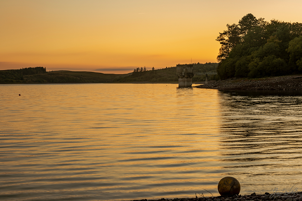 foto Usk reservoir - Jan Lambert Photography
