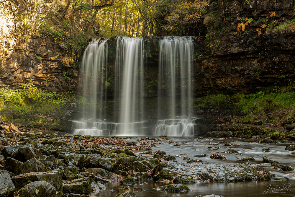 foto waterval Wales - Jan Lambert Photography